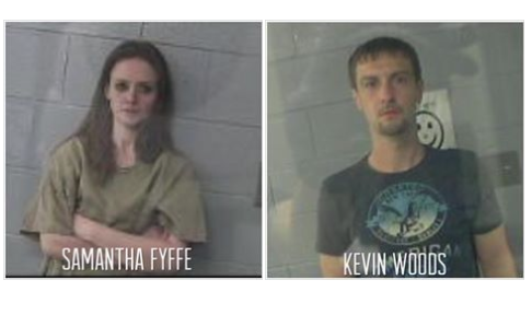 2 Facing Drug Charges in Floyd County
