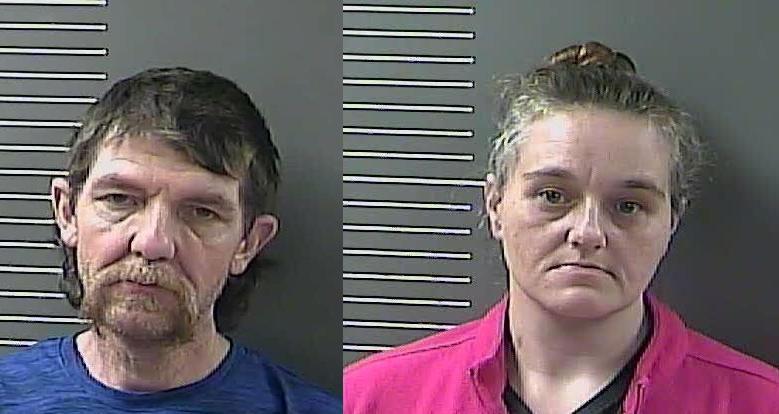 Two Facing Drug Charges in Johnson County