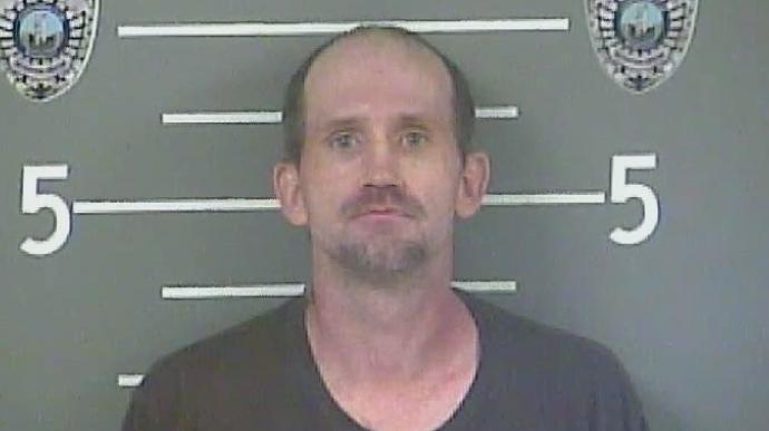 Man Arrested at a Pike Co. Park for Drugs