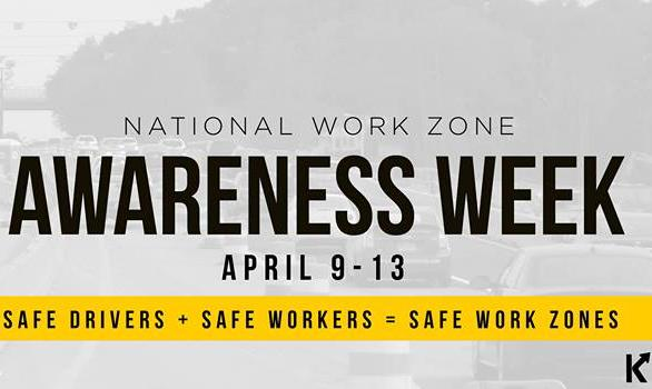 Stay Safe in Highway Work Zones