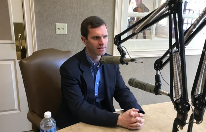 Andy Beshear will make a run for Governor