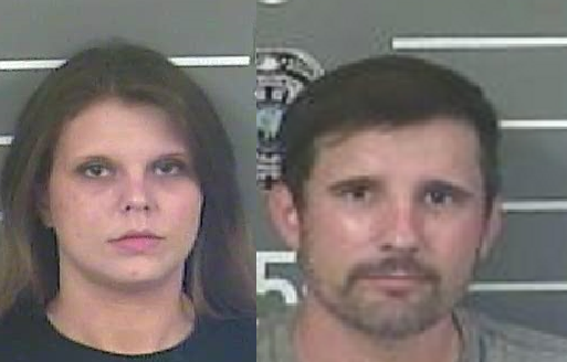 Pike Co. Man and Woman Arrested on Drug Charges