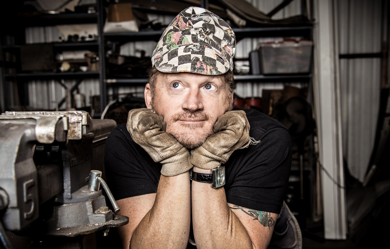 Tim Hawkins Bringing Good, Clean Fun to the MAC