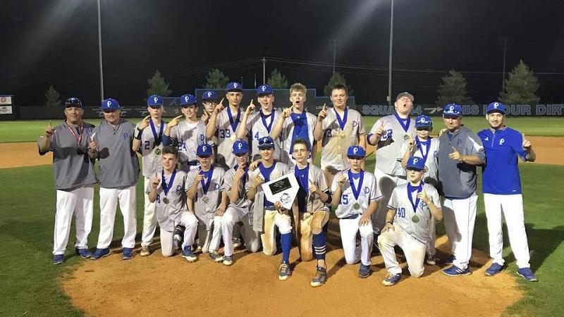 Paintsville Middle School Baseball Wins State Title