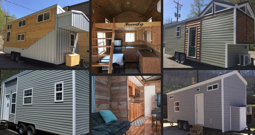 Tiny Houses Built By E.Ky Schools Up For Auction