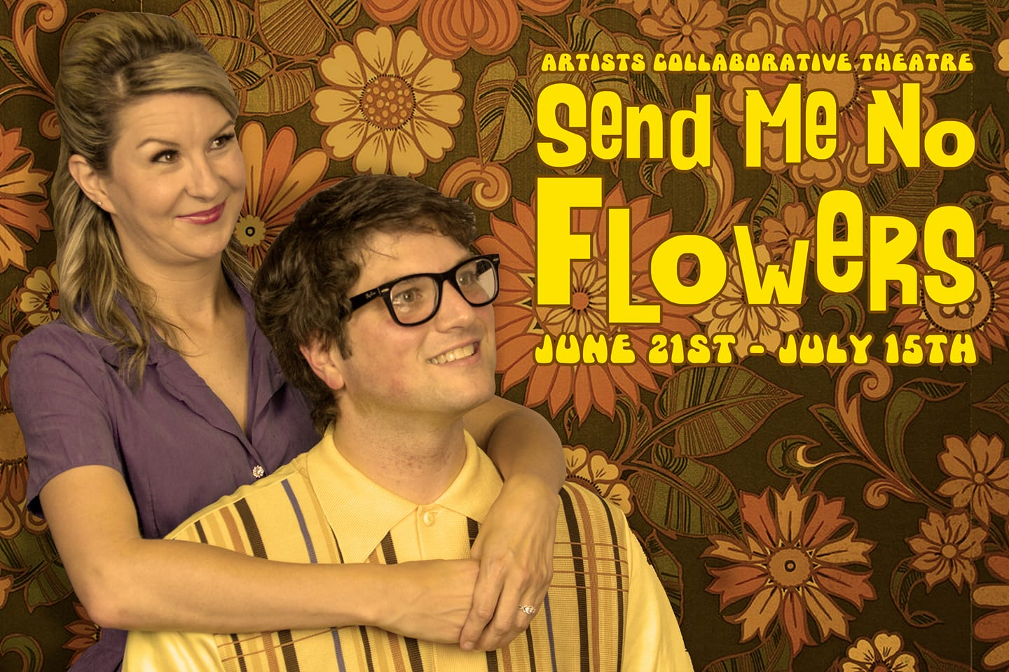 Send Me No Flowers Opens at Appalachian Collaborative Theatre