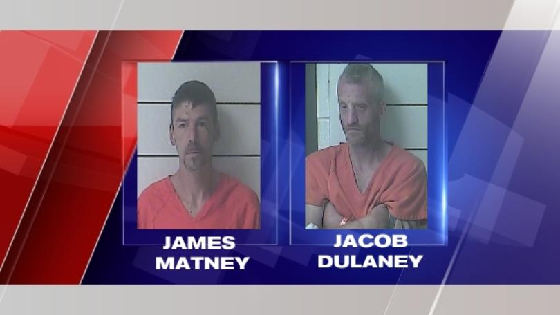 2 Inmates in Boyd Co Facing Over 300 Charges