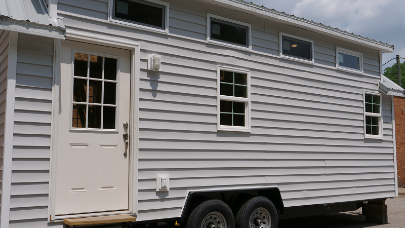 Tiny Houses Built By East KY Schools Up For Auction