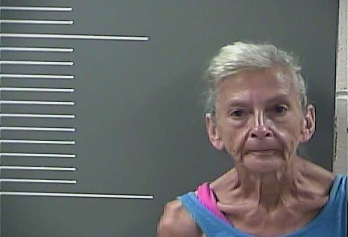 Woman Arrested and Charged with 1st Degree Arson