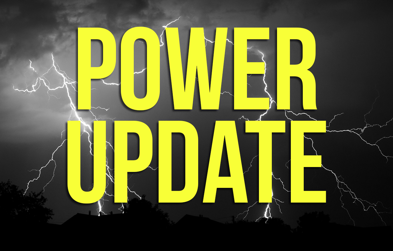 Crews Working to Restore Power Following Storms