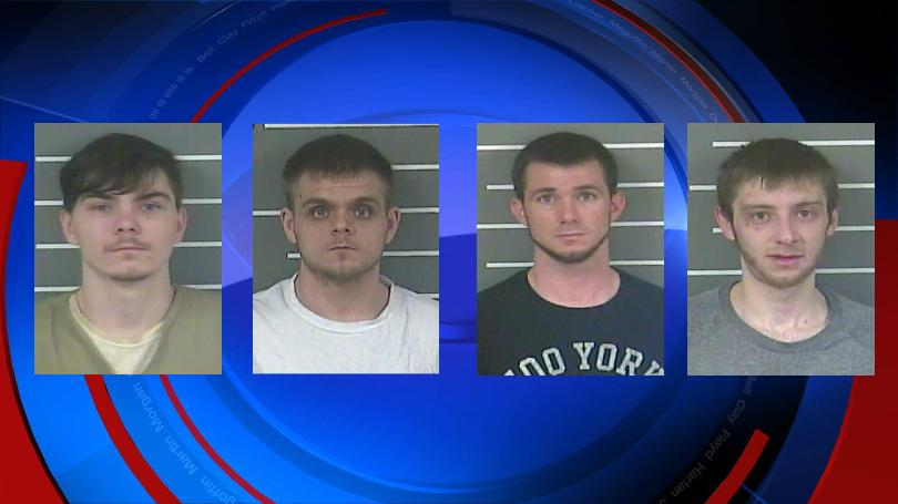 Four Inmates Facing Arson Charges at Pike Co Jail