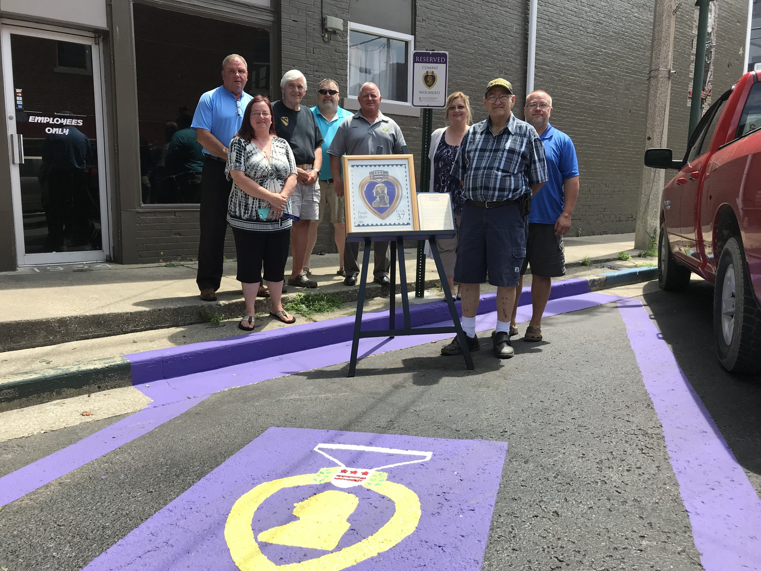 Purple Heart Day Proclaimed in Paintsville
