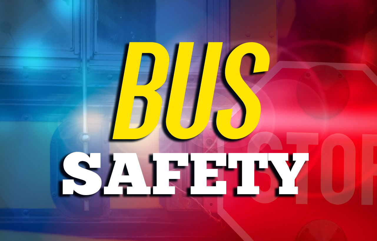 Floyd County Schools Urge Safety around Buses