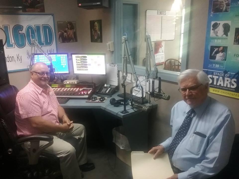 Congressman Hal Rogers talks Tax Reform, Operation UNITE, SOAR & more