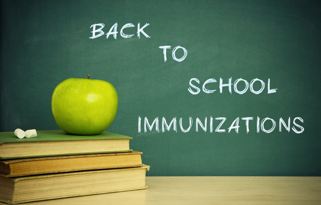New Immunization Requirements for 2018-2019 School Year