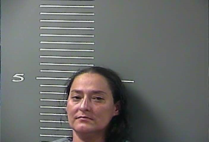 Police: Johnson County Woman had Meth in Hotel Room with Child