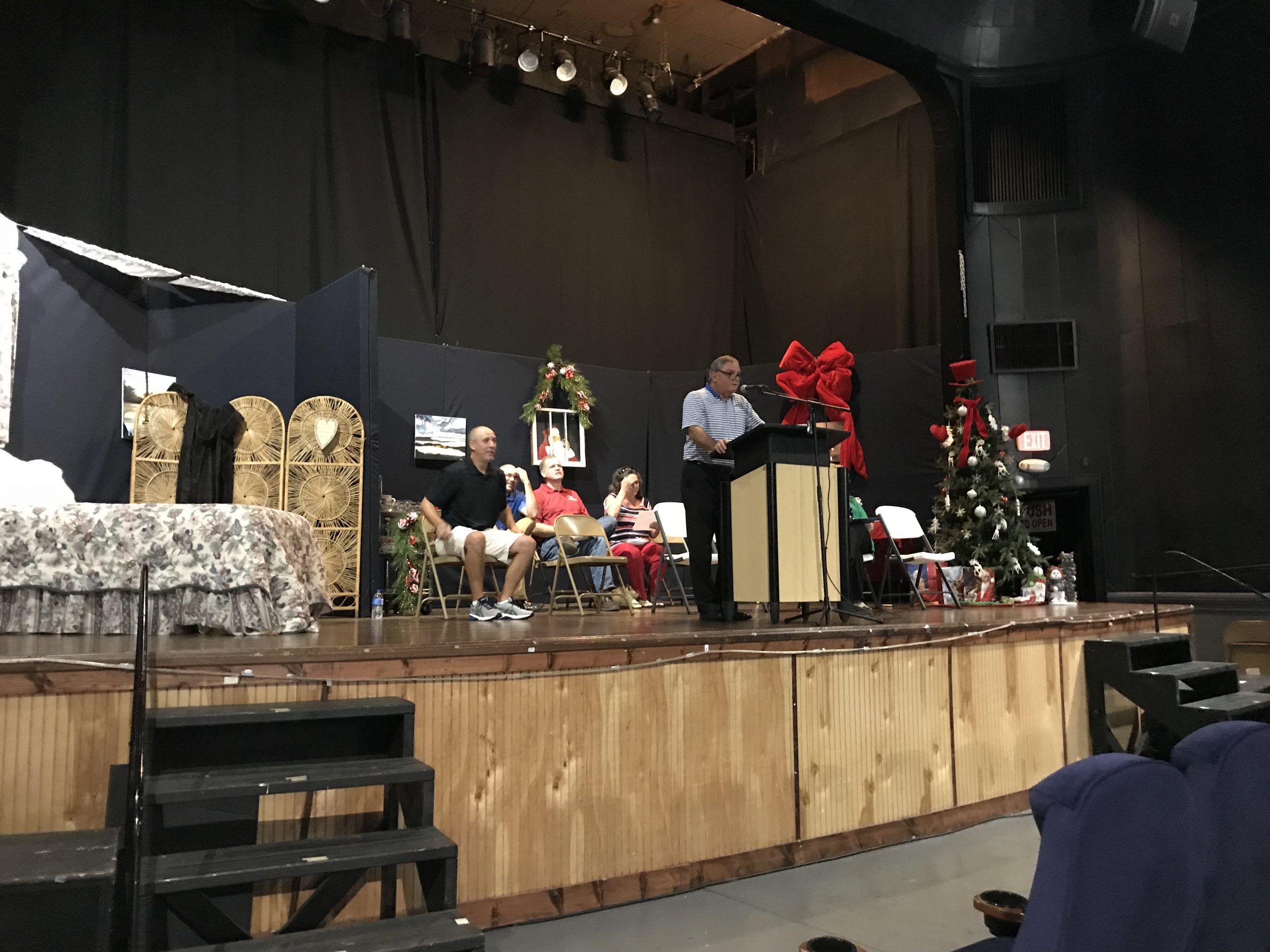 Paintsville Town Hall Meeting Held at SIPP Theatre