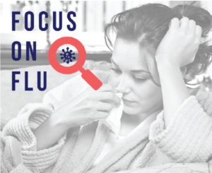 State Health Officials Launch 'Focus on Flu' Campaign