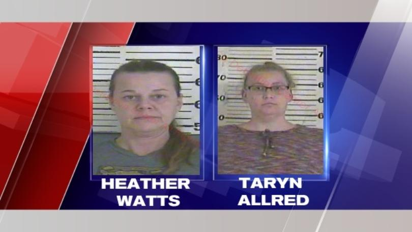 Two Women Arrested in Greenup Co after Drugs Found During Checkpoint