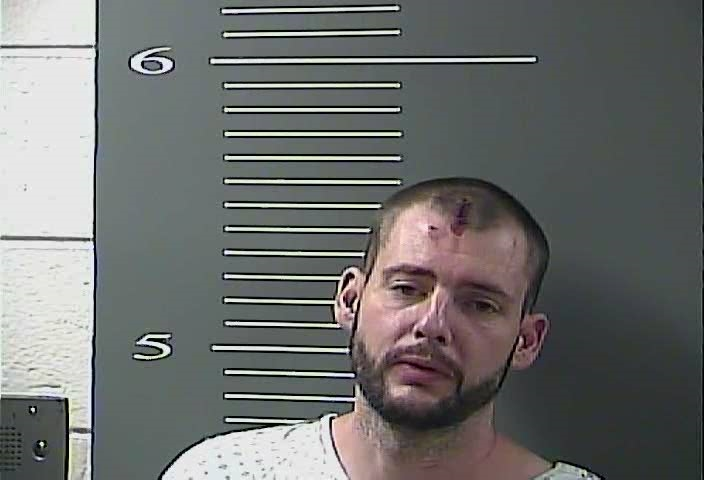 Man Arrested for Theft of a Johnson Co. Business