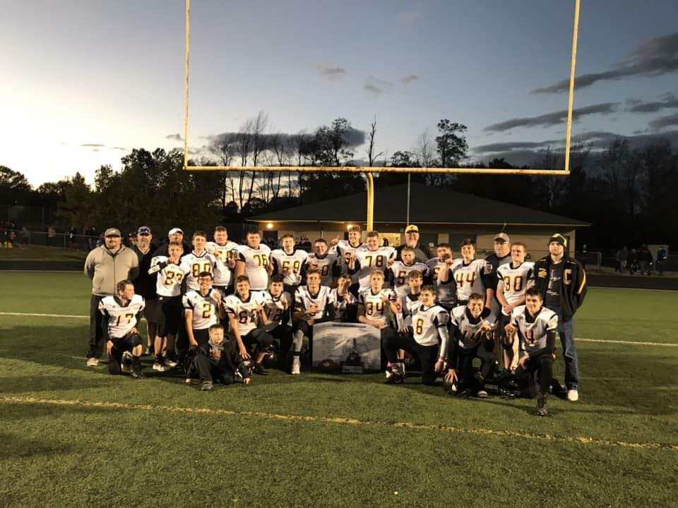 Johnson Co. 8th Grade 2018 Ky Middle School State Champs