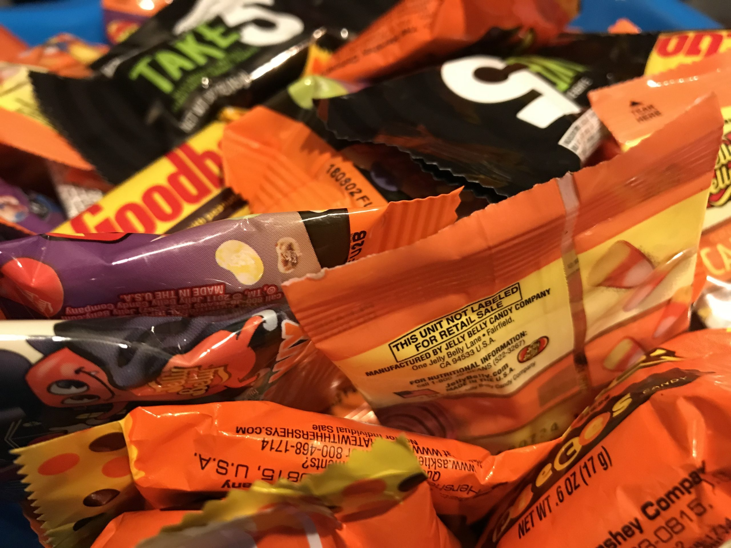 Area Trick-or-Treat Dates and Times