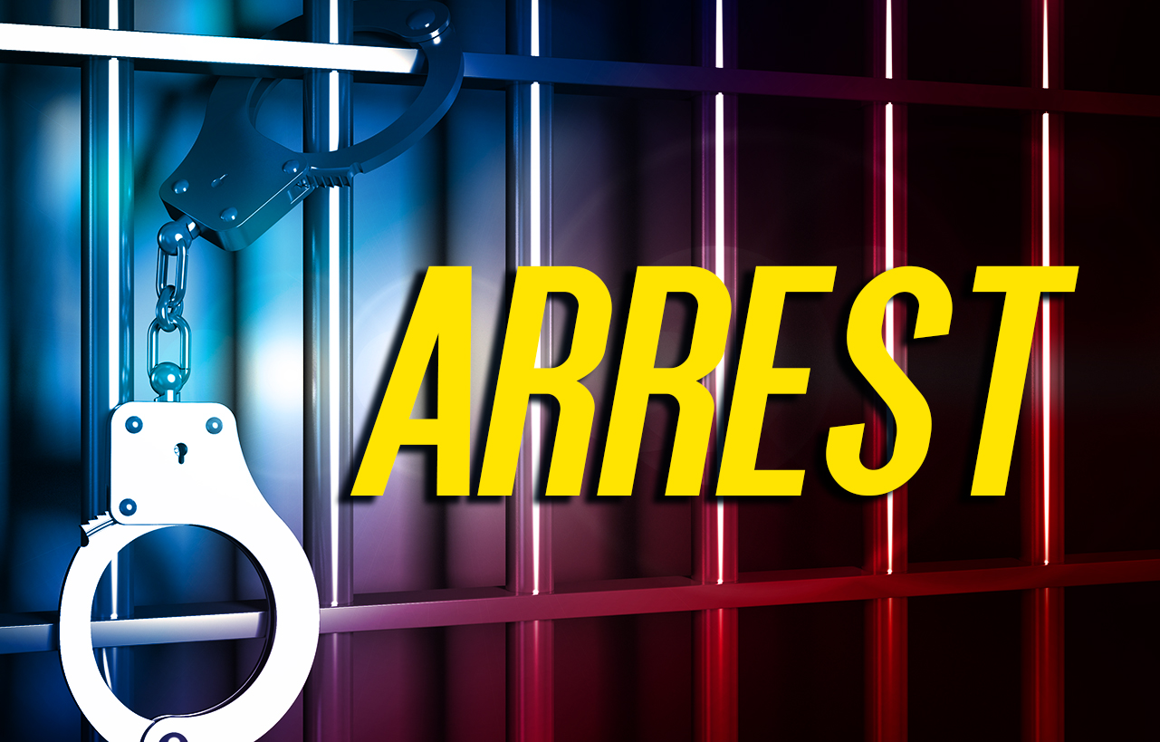 Traffic Stop Leads to 3 Arrests in Louisa