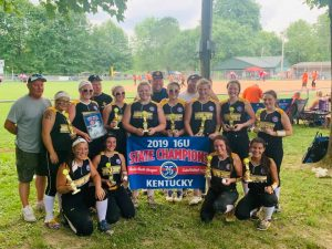 Johnson Co  Cal Ripken Softball | K-94 7 WKLW FM | East