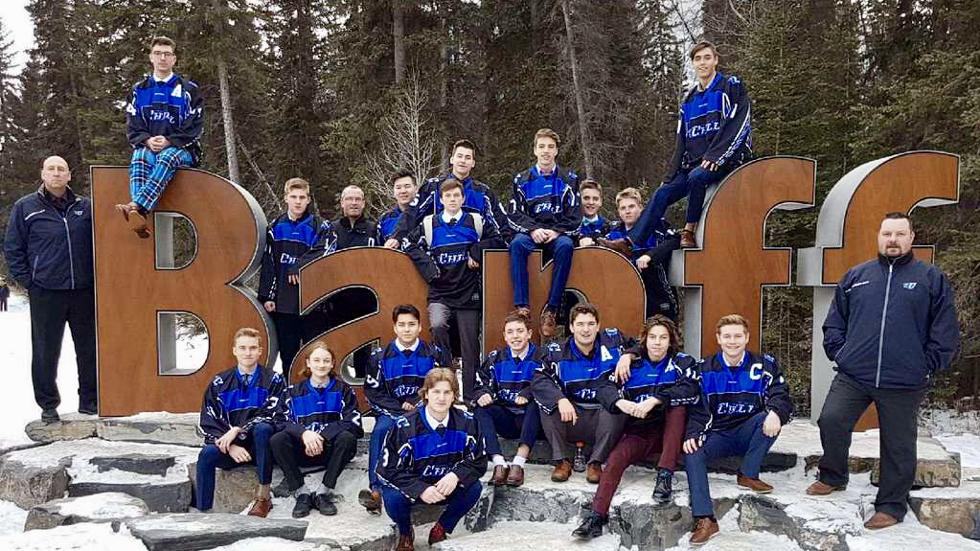 Paow News: Chill Make It To Semis At Banff Tournament