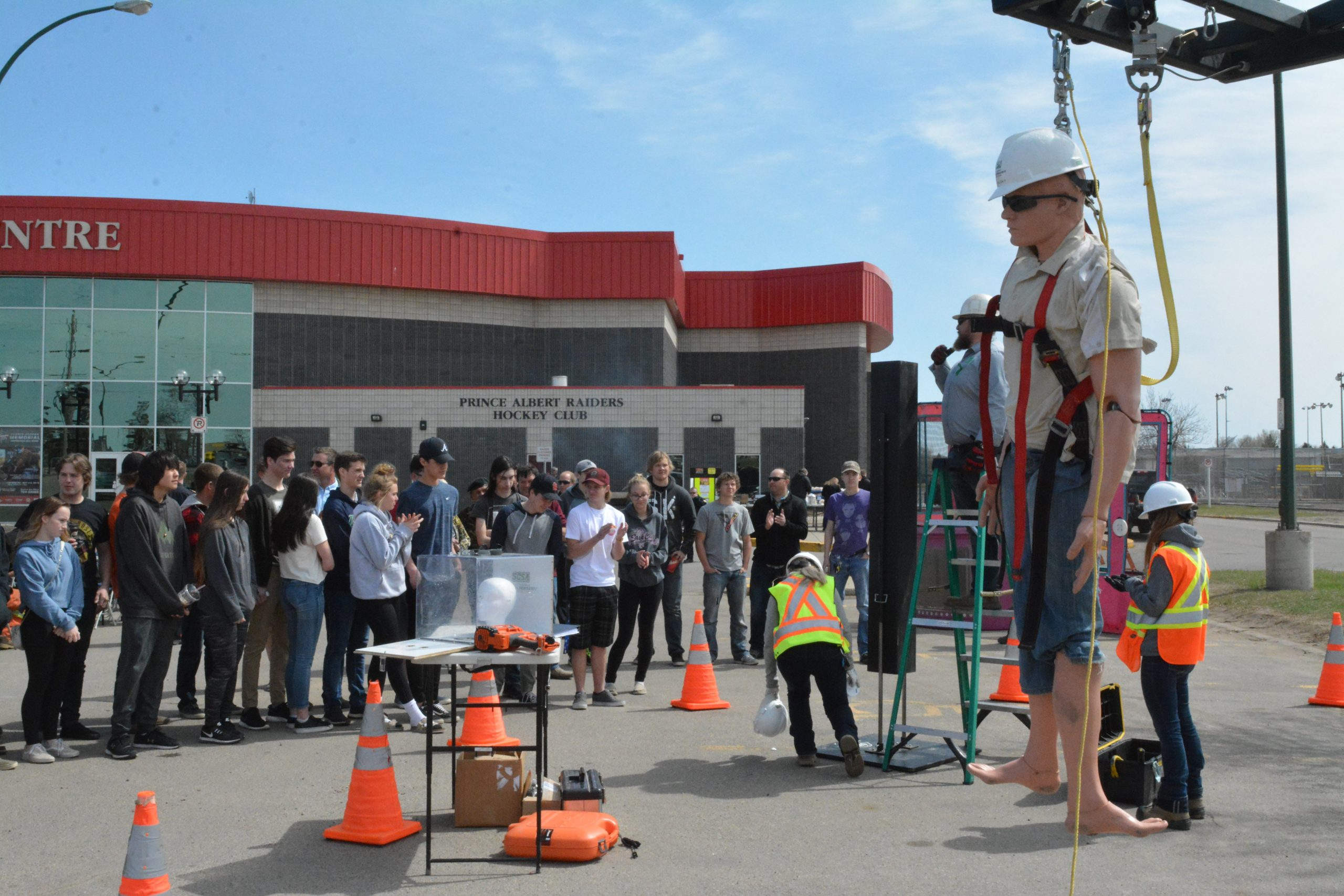Paow News: Workplace Safety Presentation Hits Nail On Head