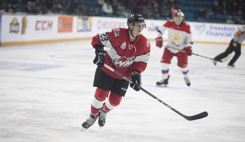 WHL takes split in Canada Russia Series | paNOW | Prince