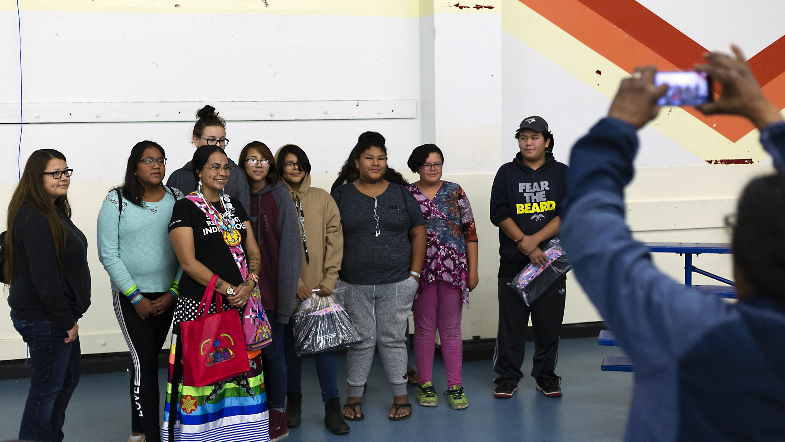 Paow News: Gathering Aims To Educate Youth About Residential Schools