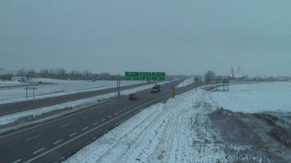 Road report: Icy highways in Sask  | paNOW | Prince Albert