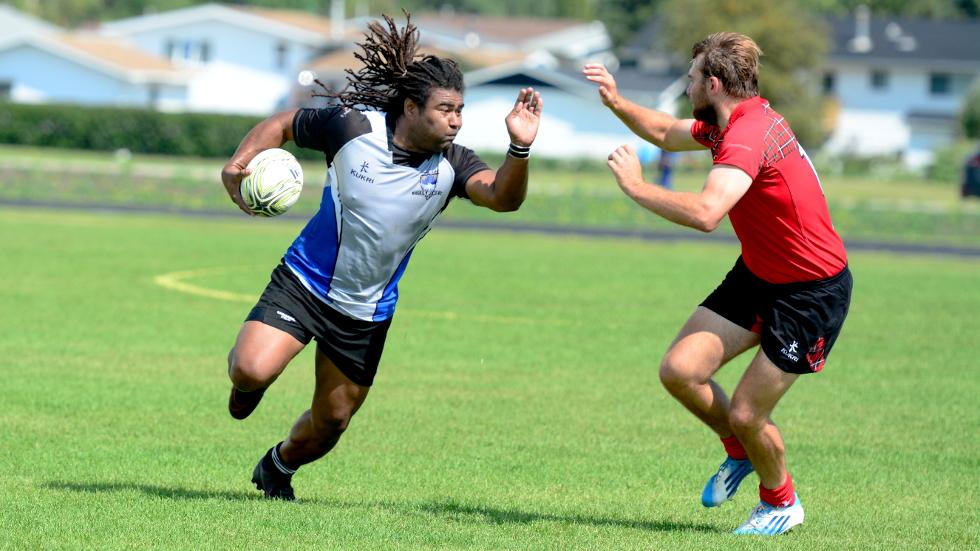 Paow News: Whiskey Jacks Soaring With The Flyin' Fijian