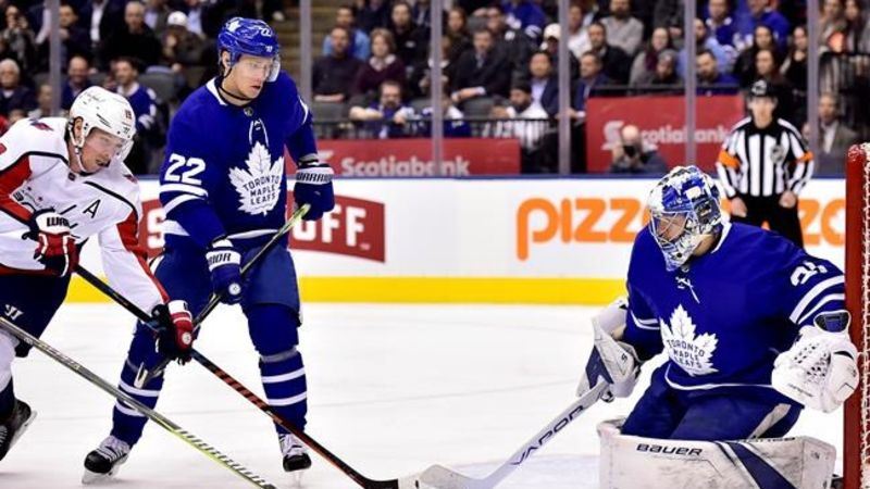 200c9ea834c Alex Ovechkin scores 650th career goal as Capitals down Maple Leafs ...