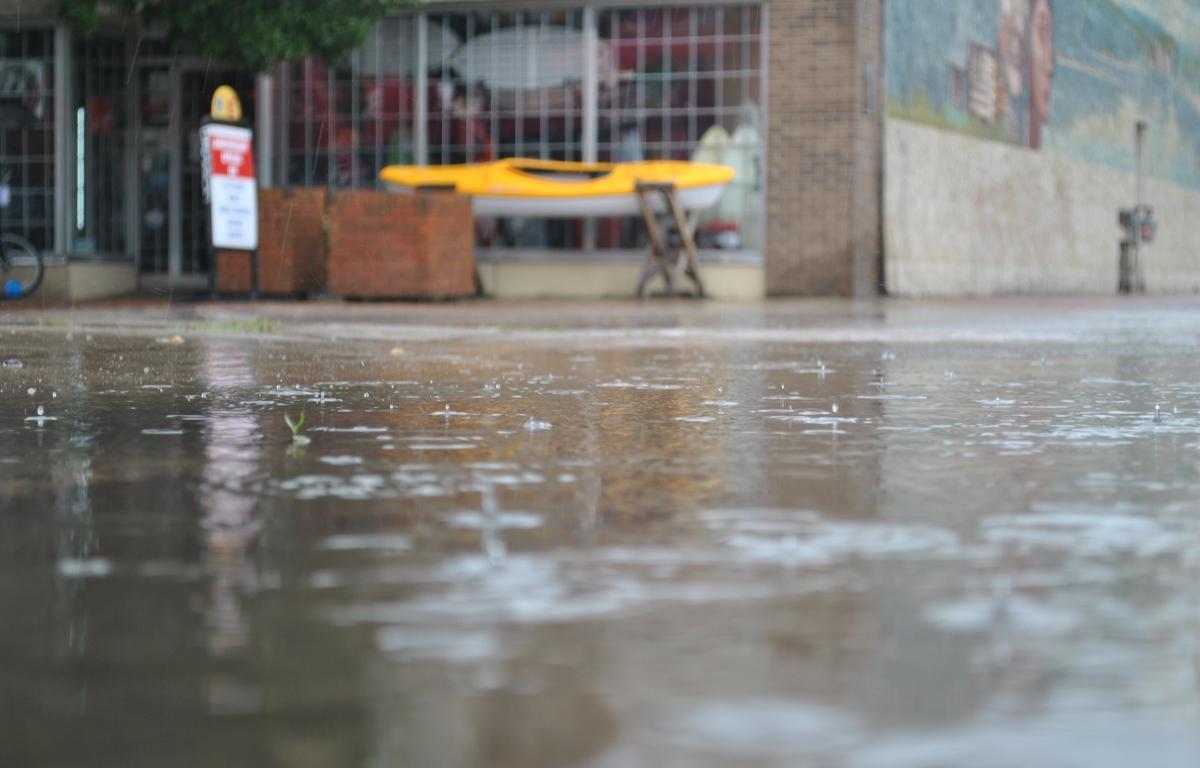 Paow News: Heavy Rainfall Warning Issued For Northern Saskatchewan