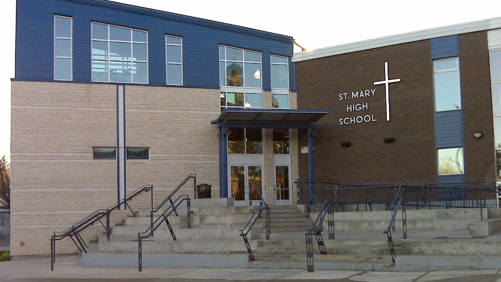 Image result for st mary high school prince albert