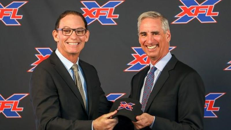 Former CFL head coach Marc Trestman joins XFL's Tampa Bay