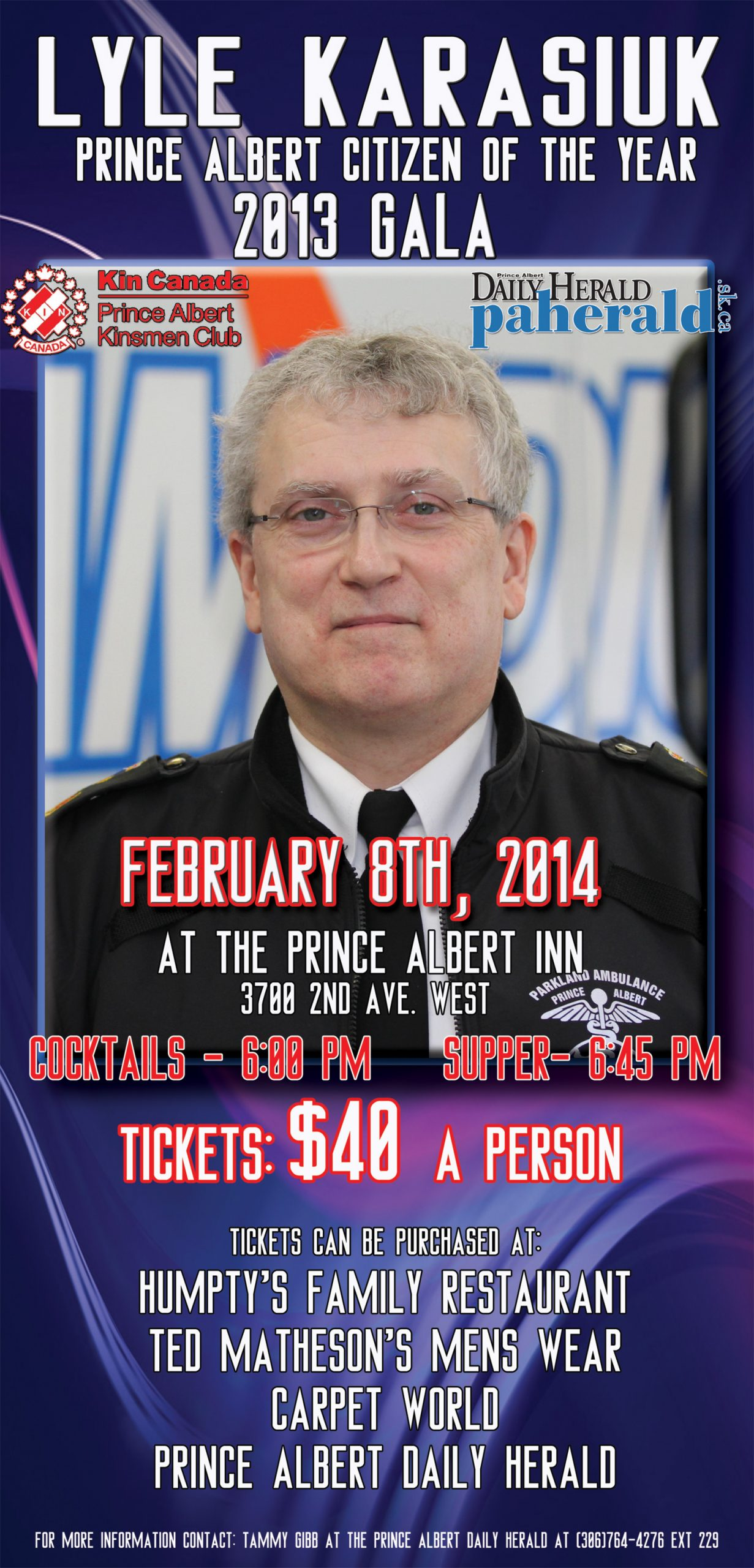 Citizen of the Year Gala | paNOW | Prince Albert