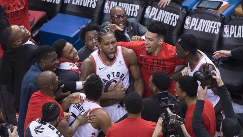 bdf7c955def Toronto Raptors  dramatic win produces record television ratings in Canada