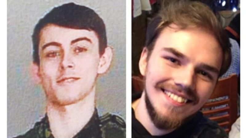 Father: Canadian manhunt will end in son's death