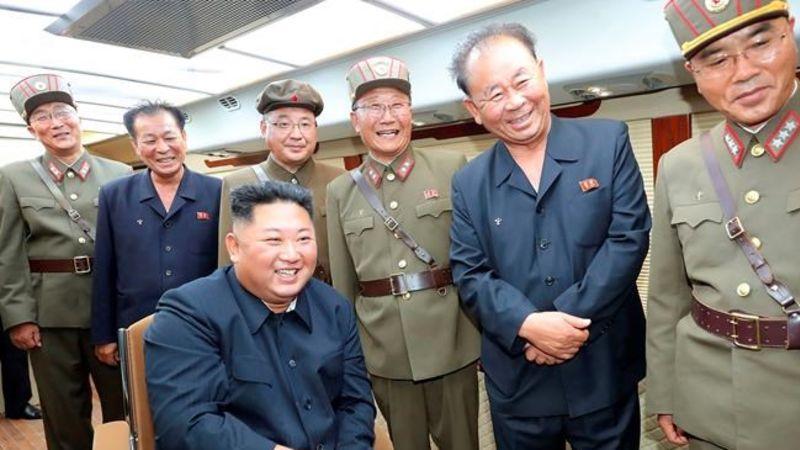 N  Korea says Kim supervised weapons tests, criticizes Seoul | paNOW