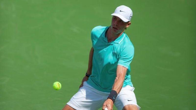 Denis Shapovalov books semifinal spot at Winston-Salem Open