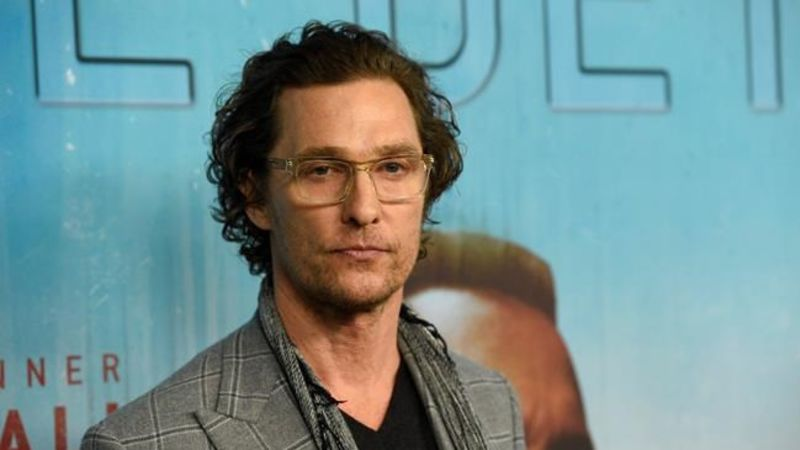 Alright, alright, alright: Matthew McConaughey is a university professor now