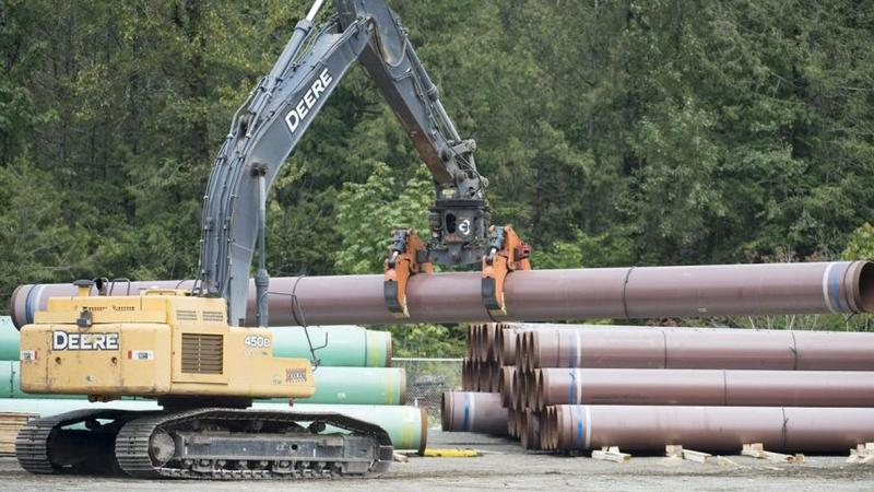 Court allows six Trans Mountain appeals focusing on