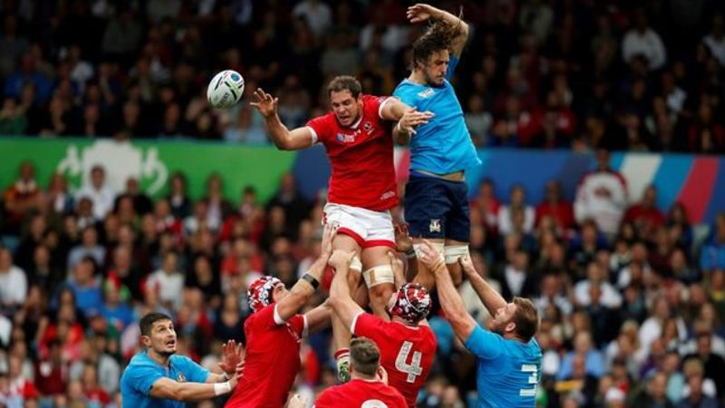 Canada and United States last teams to get underway in Rugby World Cup