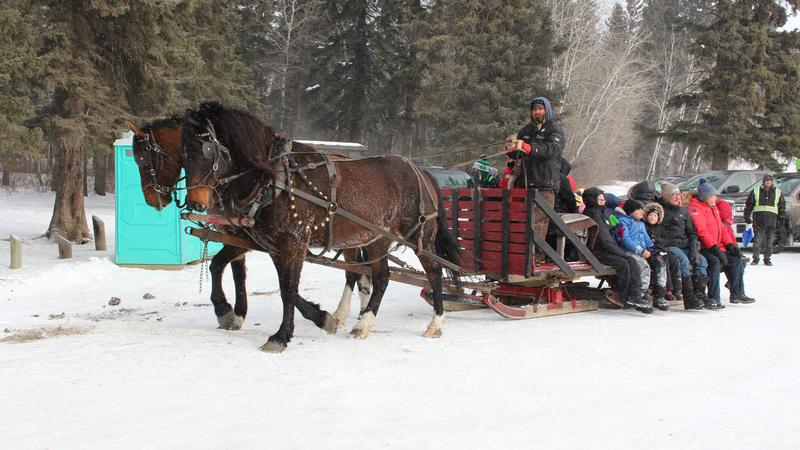 P.A. Winter Festival Family Sliding Day