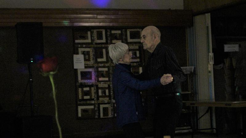 P.A. puts on dancing shoes for Valentine's Day Dance