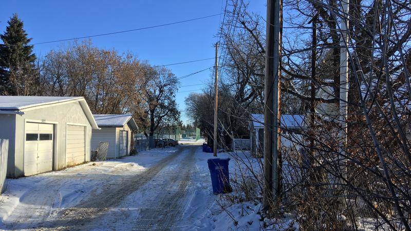 City begins public consultation on back alley bylaw