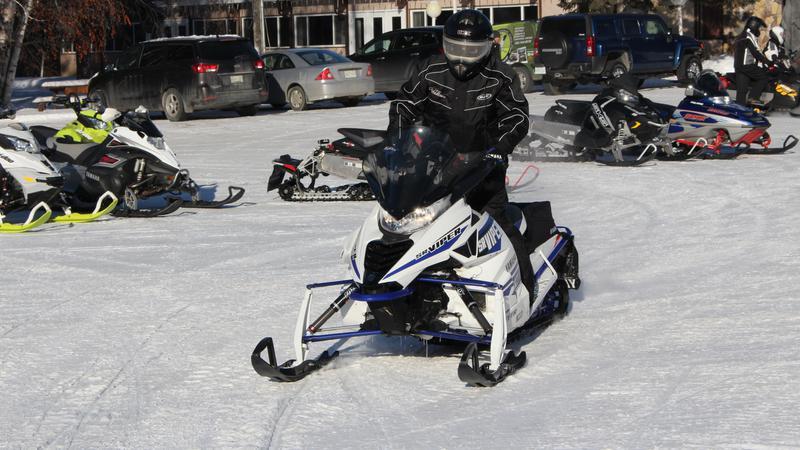 P.A. Trail Riders Winter Festival Snowmobile Rally a family fun event